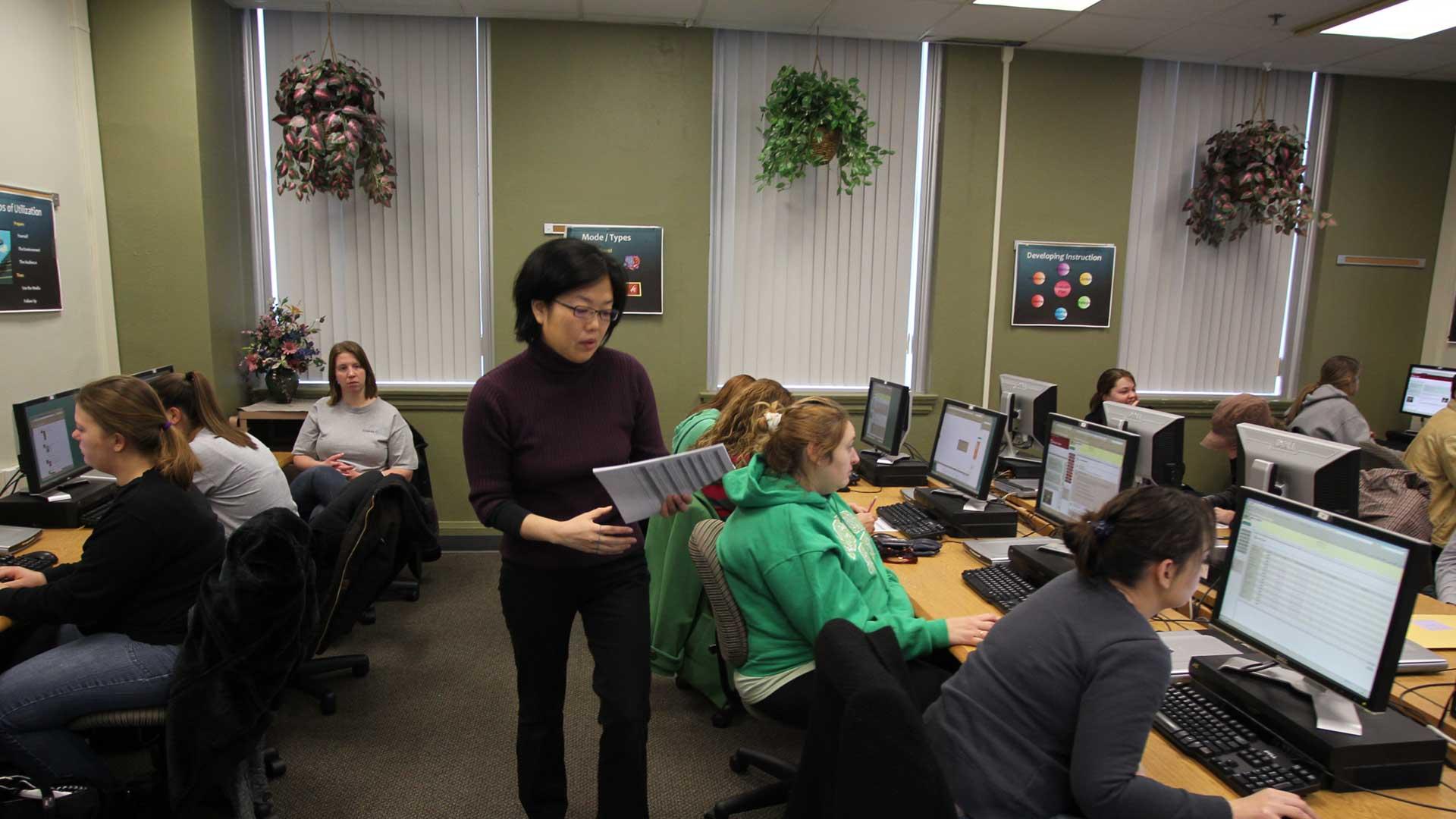 Educational Technology Graduate Program Readings Foundation And Technology Missouri State University