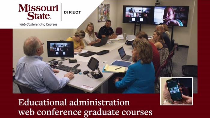 Take courses from anywhere in the world using Missouri State Direct